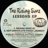 Lessons EP [Jacket]