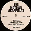 The Motown Acapellas # 24 [Jacket]