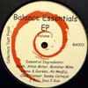 Balance Essentials EP Vol.1 [Jacket]