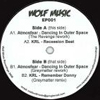 Dancing In Outer Space (The Revenge & Greymatter Reworks) [Jacket]