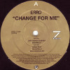 Change For Me (Joey Negro Remixes) [Jacket]