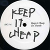 Keep It Cheap / No P's [Jacket]