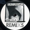 Saturday Remixes [Jacket]