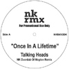 Once In A Lifetime / Bostich (NK Rmx) [Jacket]