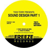 Todd Terry Presents: Sound Design Part 1 [Jacket]