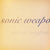 Sacred Weapon [Jacket]