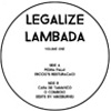 Legalize Lambada Vol. 1 [Jacket]
