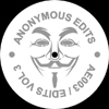 Anonymous Edits Vol 3 [Jacket]