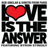 Love Is The Answer [Jacket]