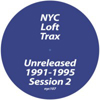 Unreleased 1991-1995 Session 2 [Jacket]