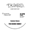 Summer Dance / At The Top Of The Stairs - Danny Krivit Edits [Jacket]