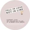 Fall In Love, Not In Line [Jacket]