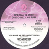 Dance (Disco Heat) / You Make Me Feel (Mighty Real) [Jacket]