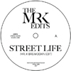 Street Life / Nubian Lady (Edits By Mr. K) [Jacket]