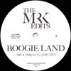 Boogie Land / Lady, Lady, Lady [Jacket]