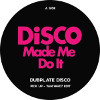 Disco Made Me Do It Sampler 1 [Jacket]