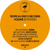 Tropical Disco Records, Vol. 17 [Jacket]