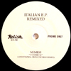 Italian E.P. Remixed [Jacket]