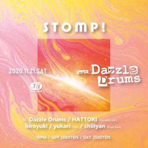 20011121_STOMP_DAZZLE DRUMS.JPG